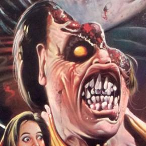 Evil Dead II - Thai poster