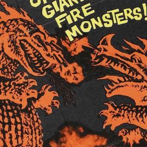 10 misleading Godzilla posters