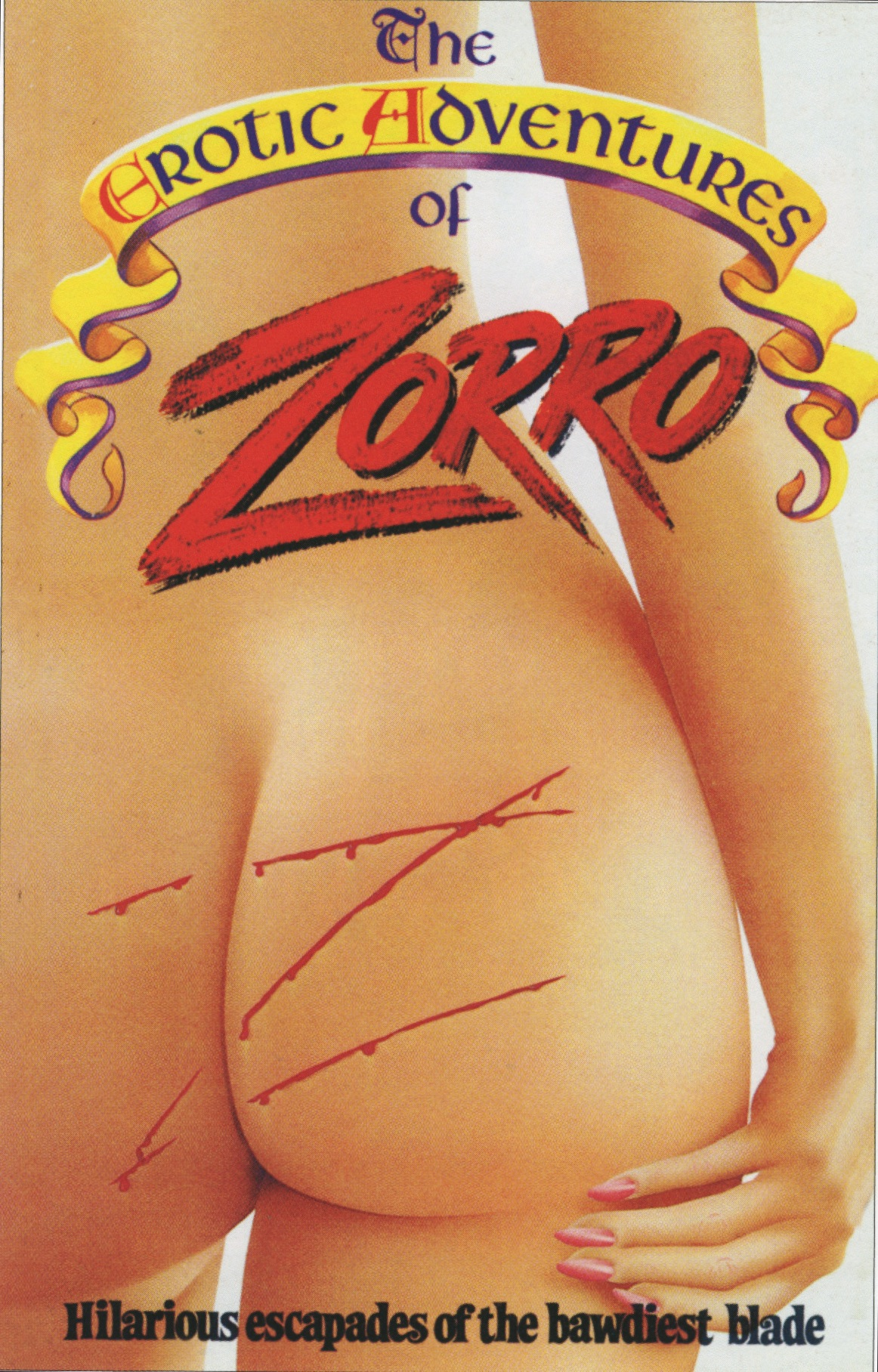 The erotic adventures of zorro clip