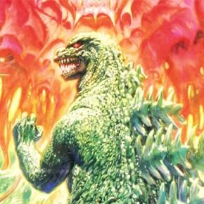 Heisei Godzilla posters