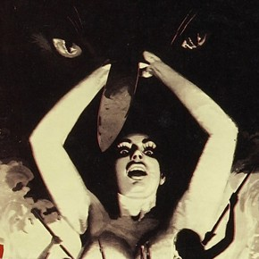 Blood Orgy of the She Devils - US poster