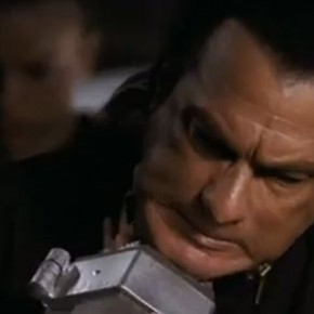 Horrible dubbing in Seagal's Attack Force