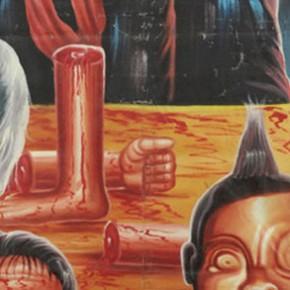 Braindead - Ghanaian poster