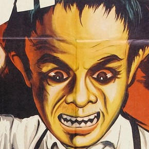 El Satanico - Mexican poster
