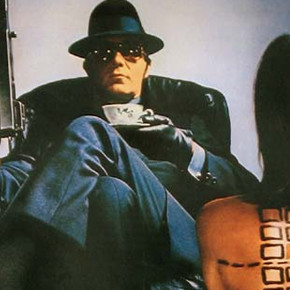 The Italian Job - US poster