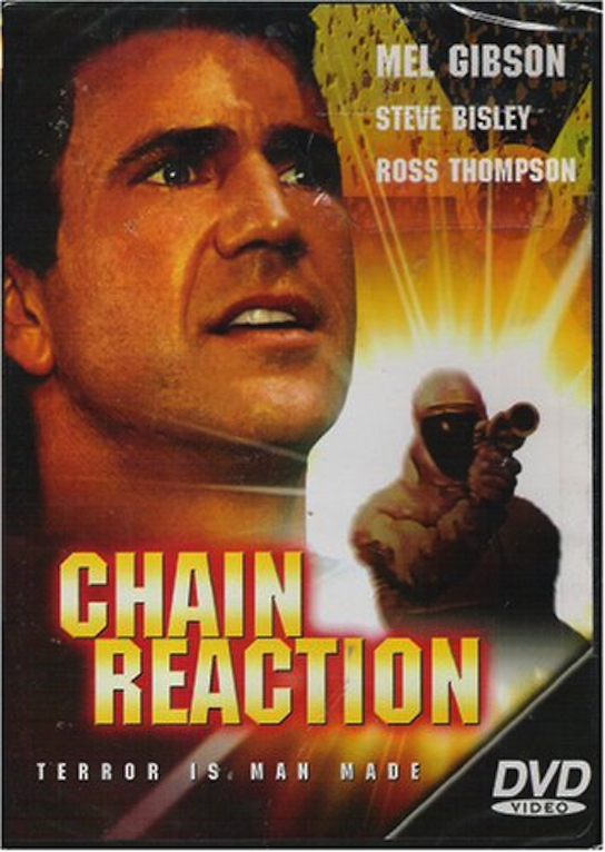 Chain Reaction Misleading Cover
