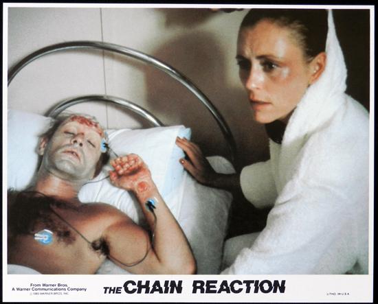 Chain Reaction Still Heinrich White Face