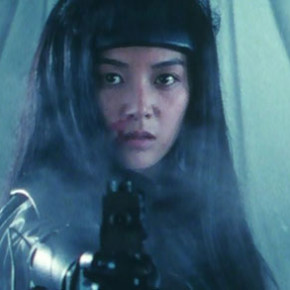 Battle Girl: The Living Dead in Tokyo Bay (1991)