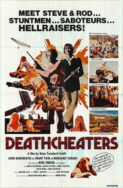 Deathcheaters Poster 2