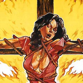 Satan's Slave - US poster