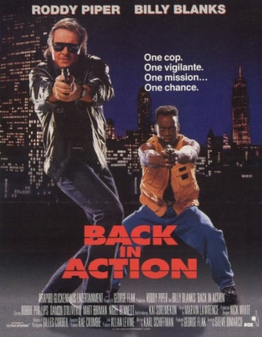 BackInActionPoster