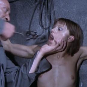 Nazi tongue violence