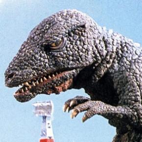 Gorosaurus (ゴロザウルス Gorozaurusu)