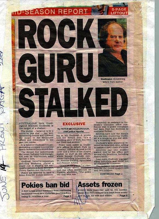 StillFlowinNewspaperClipping1