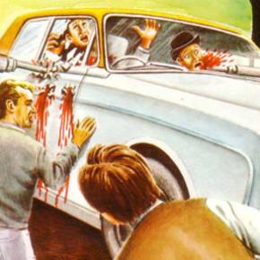 Rabid - Spanish poster