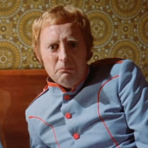 John-Michael Howson embarrasses himself in Alvin Rides Again
