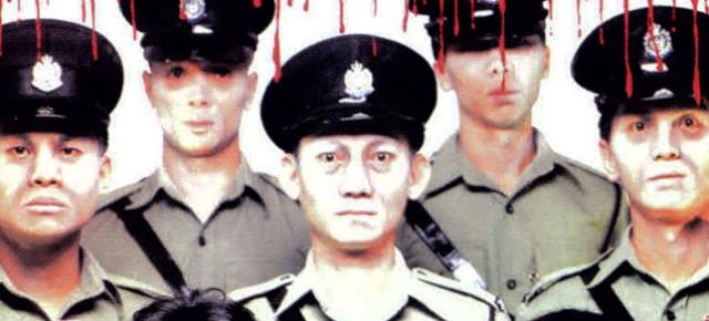 The Haunted Cop Shop (1987)