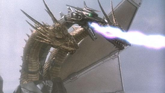 Godzilla Vs Mecha King Ghidorah Mecha-King Ghidorah (�...