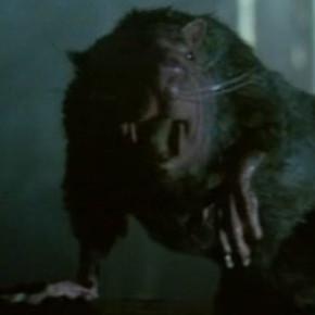 Rutger Hauer shoots a rat