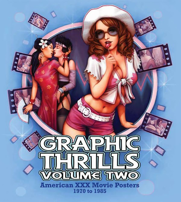 Graphic Thrills: Volume Two