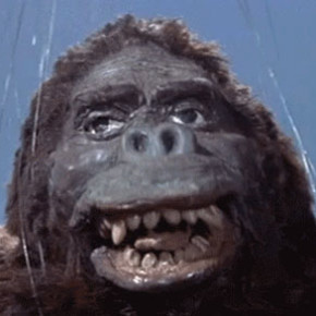 Toho's King Kong (キングコング Kingu Kongu)