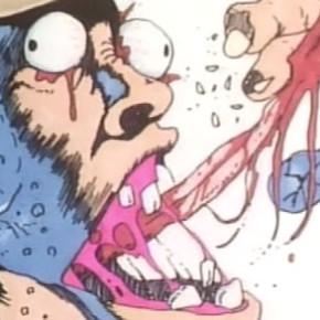 Midori's animated deformation nightmare