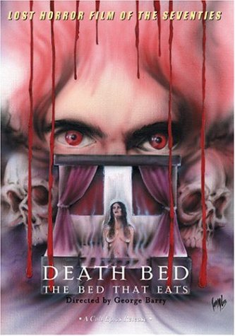 death bed poster