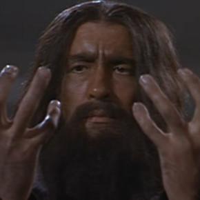 Rasputin's hands