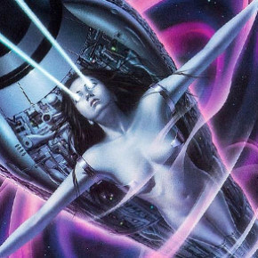 Lifeforce - Japanese poster