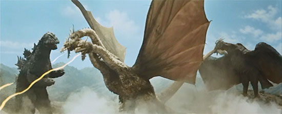 Rodan (Invasion of the Astro Monster)
