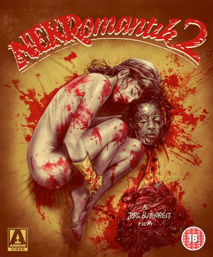 Nekromantik 2 - Arrow blu-ray