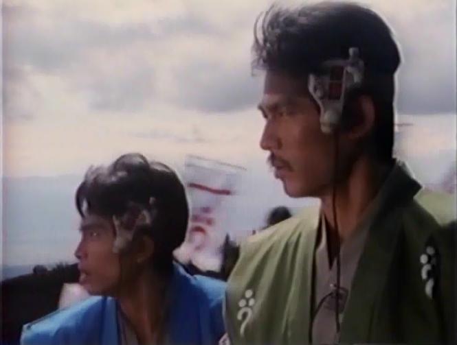 Cyber Ninja (1988)
