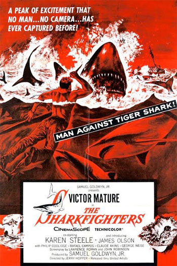 The Sharkfighters (1956)