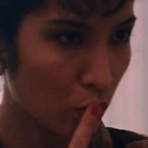 Cynthia Rothrock hates kissy-fingers