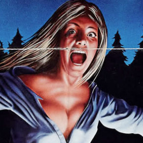 Without Warning - US poster