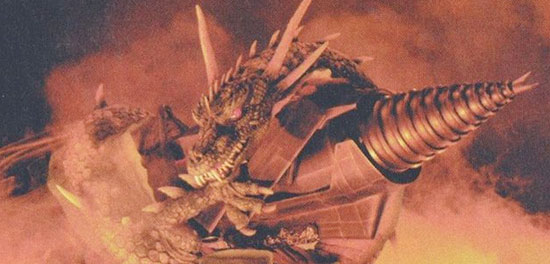 Manda's design in Final Wars