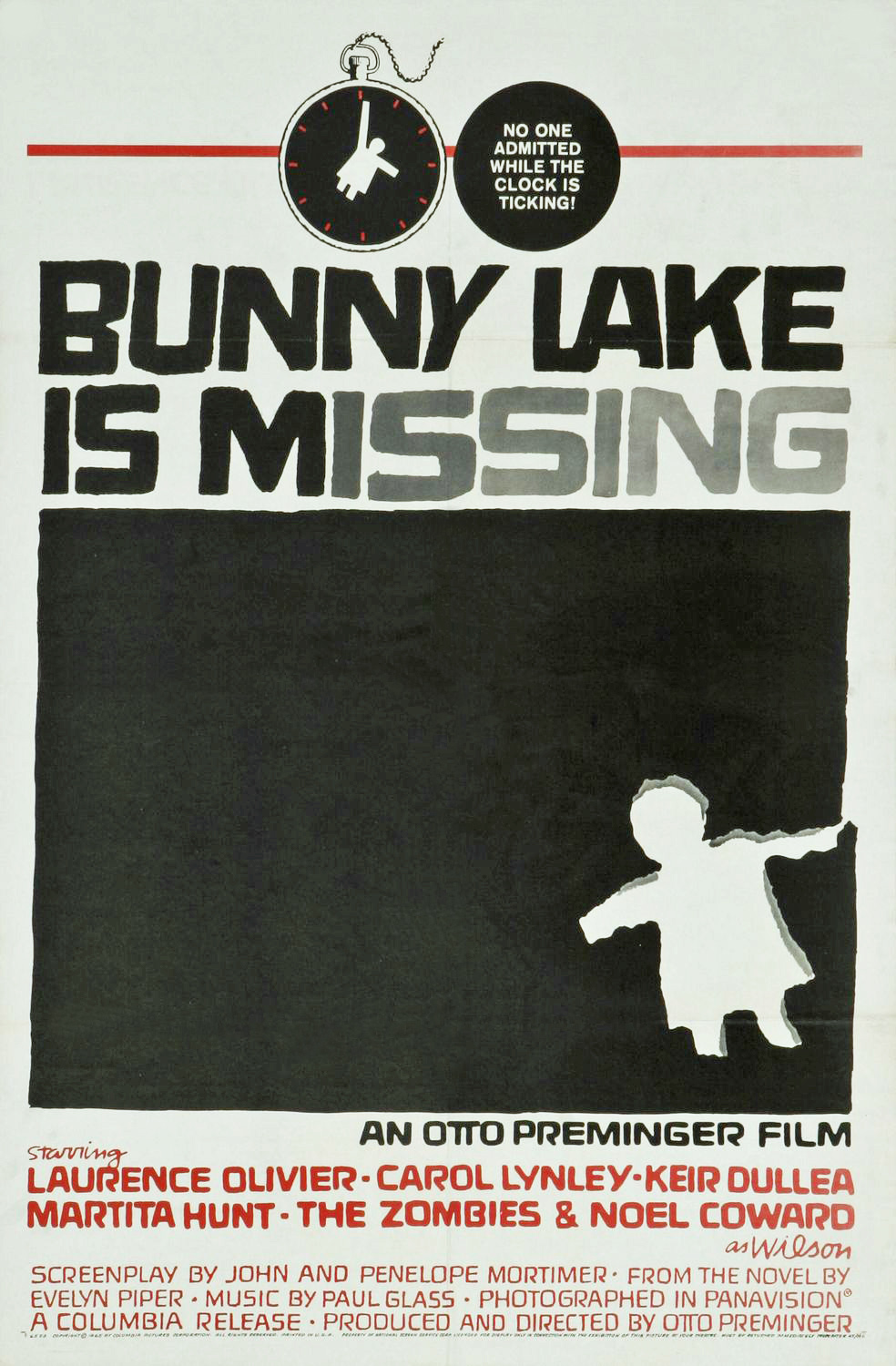 Bunny Lake Is Missing