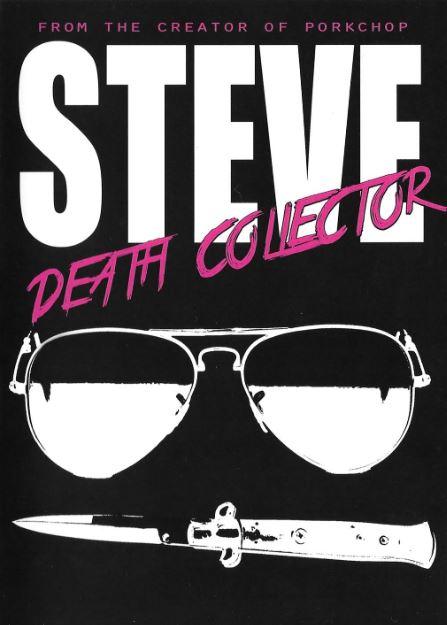 Steve: Death Collector (2015)