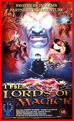 The Lords of Magick - VHS