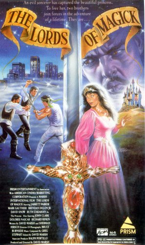 The Lords of Magick (1989)