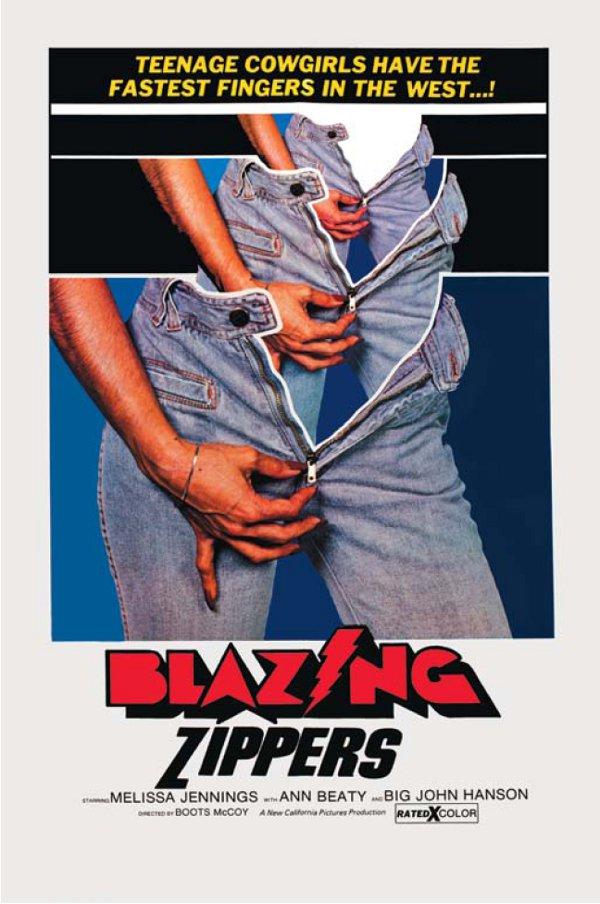 Blazing Zippers