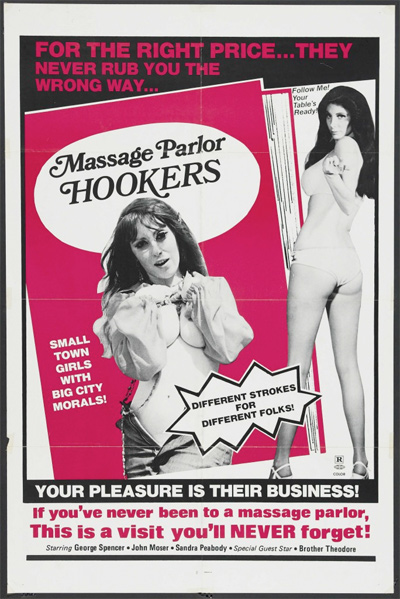 Massage Parlor Murders! (1973)